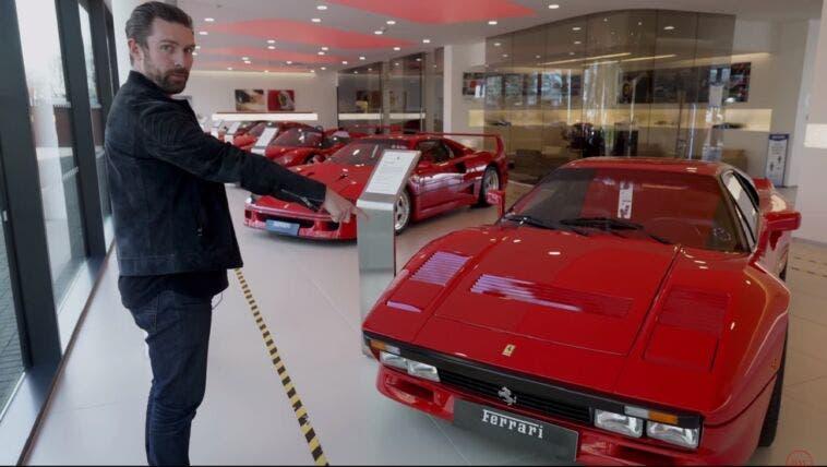 Collezione Ferrari