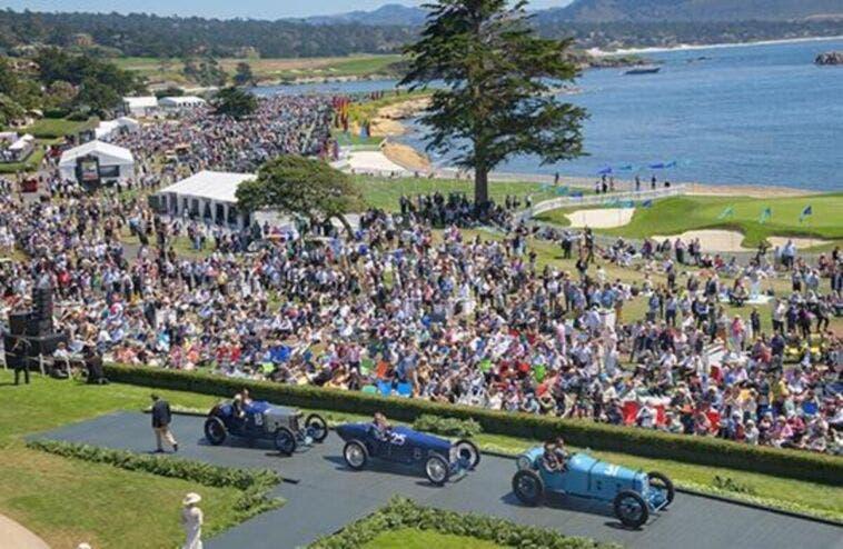 Concorso d'Eleganza di Pebble Beach 2021