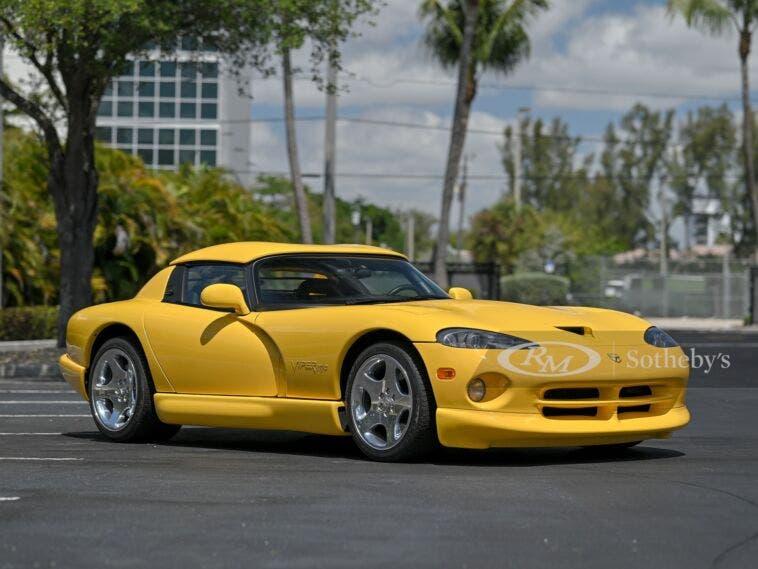Dodge Viper RT/10 2002 asta