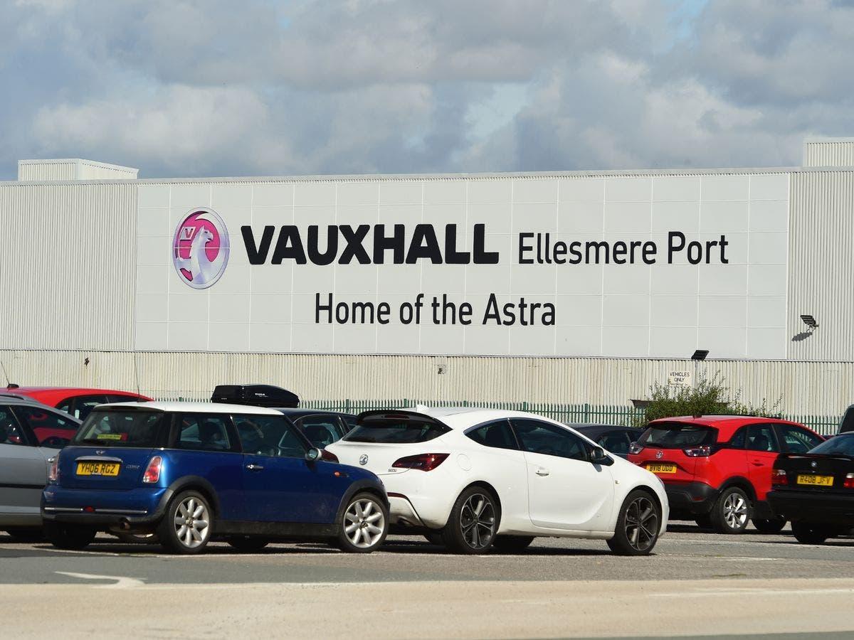 Ellesmere Port Stellantis