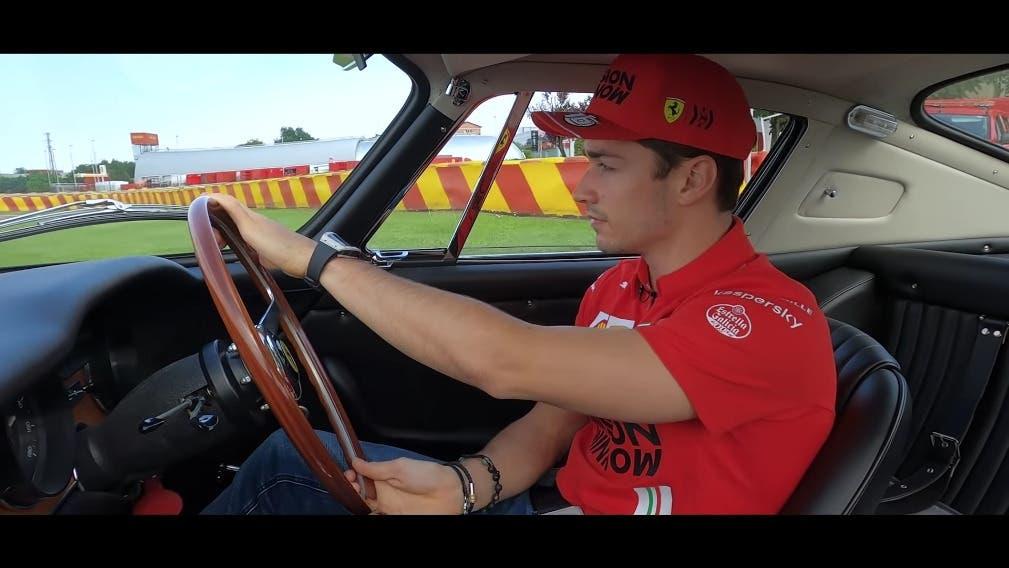 Ferrari 275 GTB Charles Leclerc