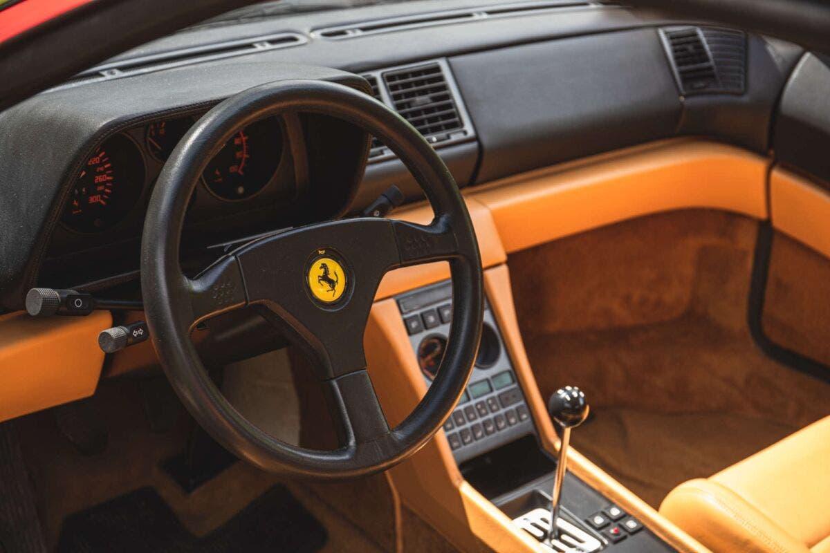 Ferrari 348 TB pre-produzione asta