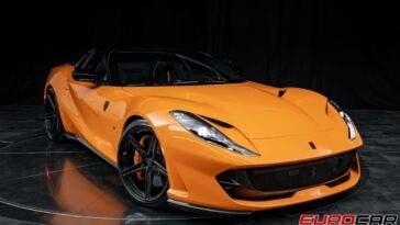 Ferrari 812 GTS 800.000 dollari