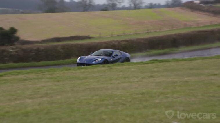 Ferrari 812 GTS Tiff Needell