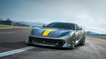 Ferrari 812 Versione Speciale sold out