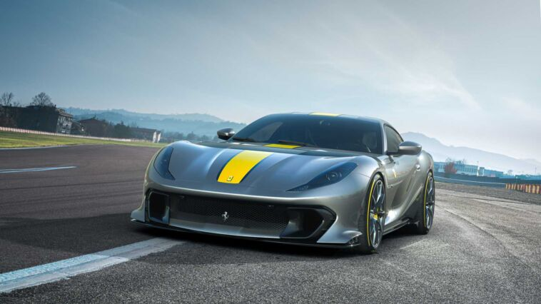 Ferrari 812 Versione Speciale sold out