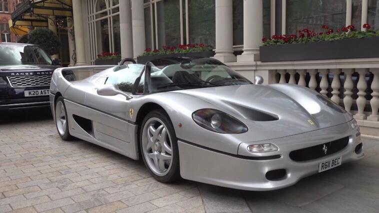 Ferrari F50 Londra