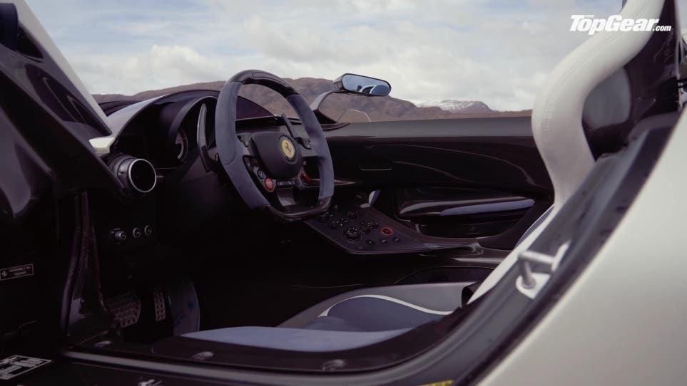 Ferrari Monza SP2 vs McLaren Elva vs Aston Martin V12 Speedster