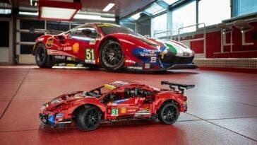 Ferrari e Lego 1
