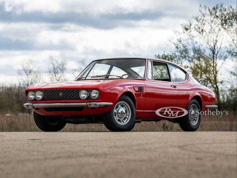Fiat Dino coupé 1967 asta