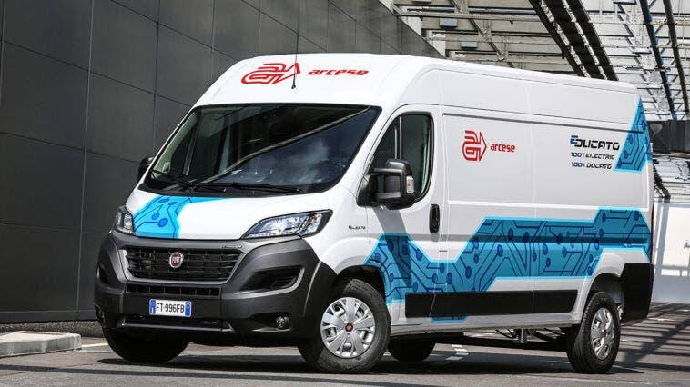 Fiat E-Ducato Arcese