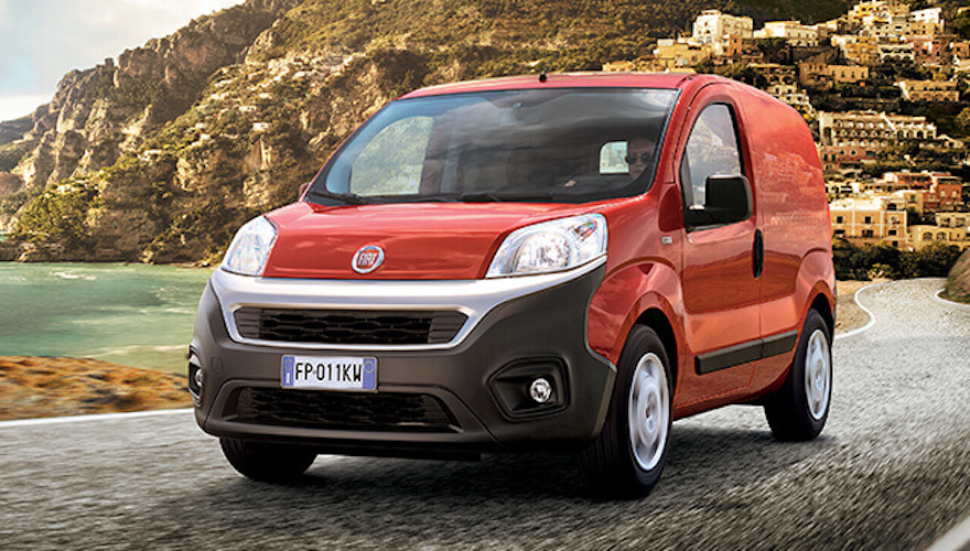 Fiat Fiorino 2022
