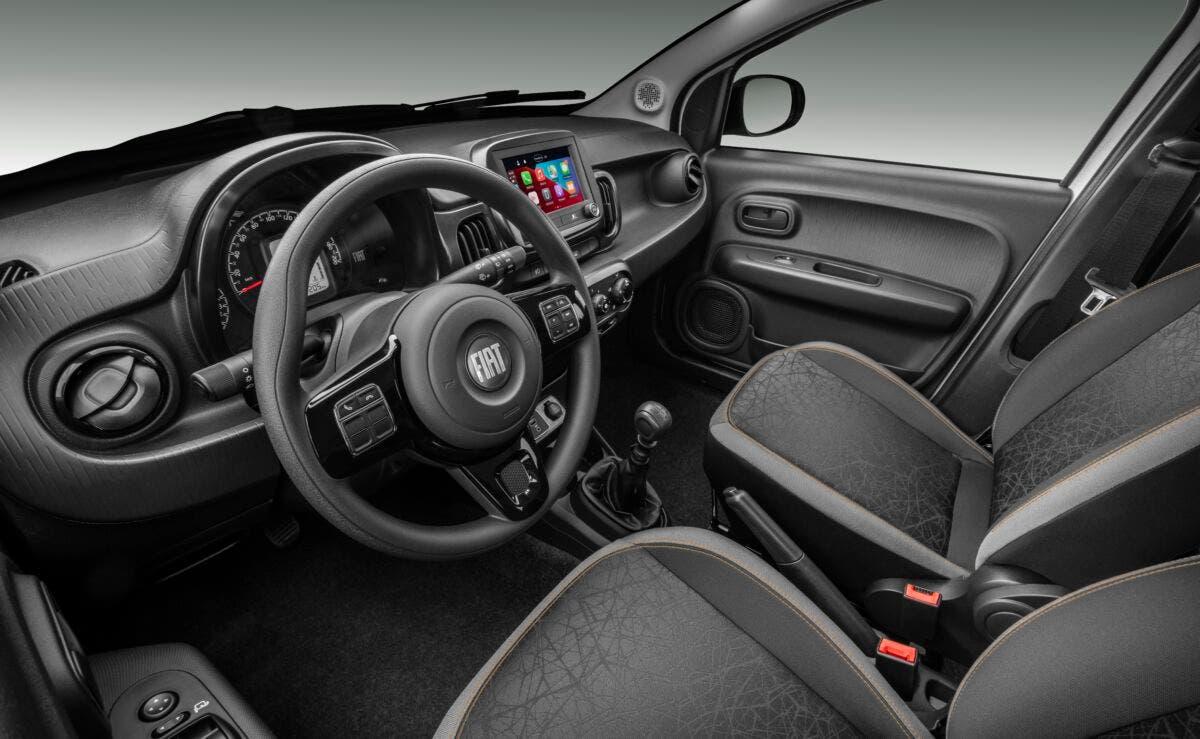 Fiat Mobi 2022