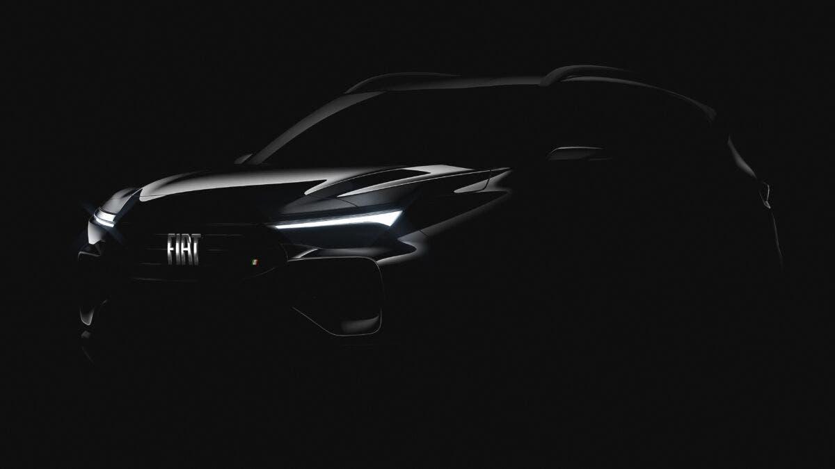 Fiat Progetto 363 teaser