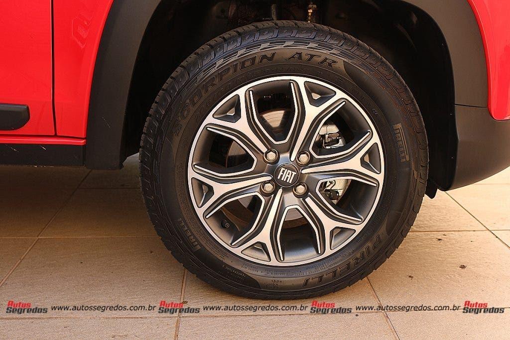 Fiat Strada Volcano 2022