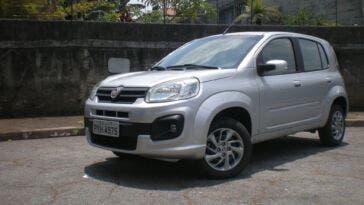 Fiat Uno Brasile