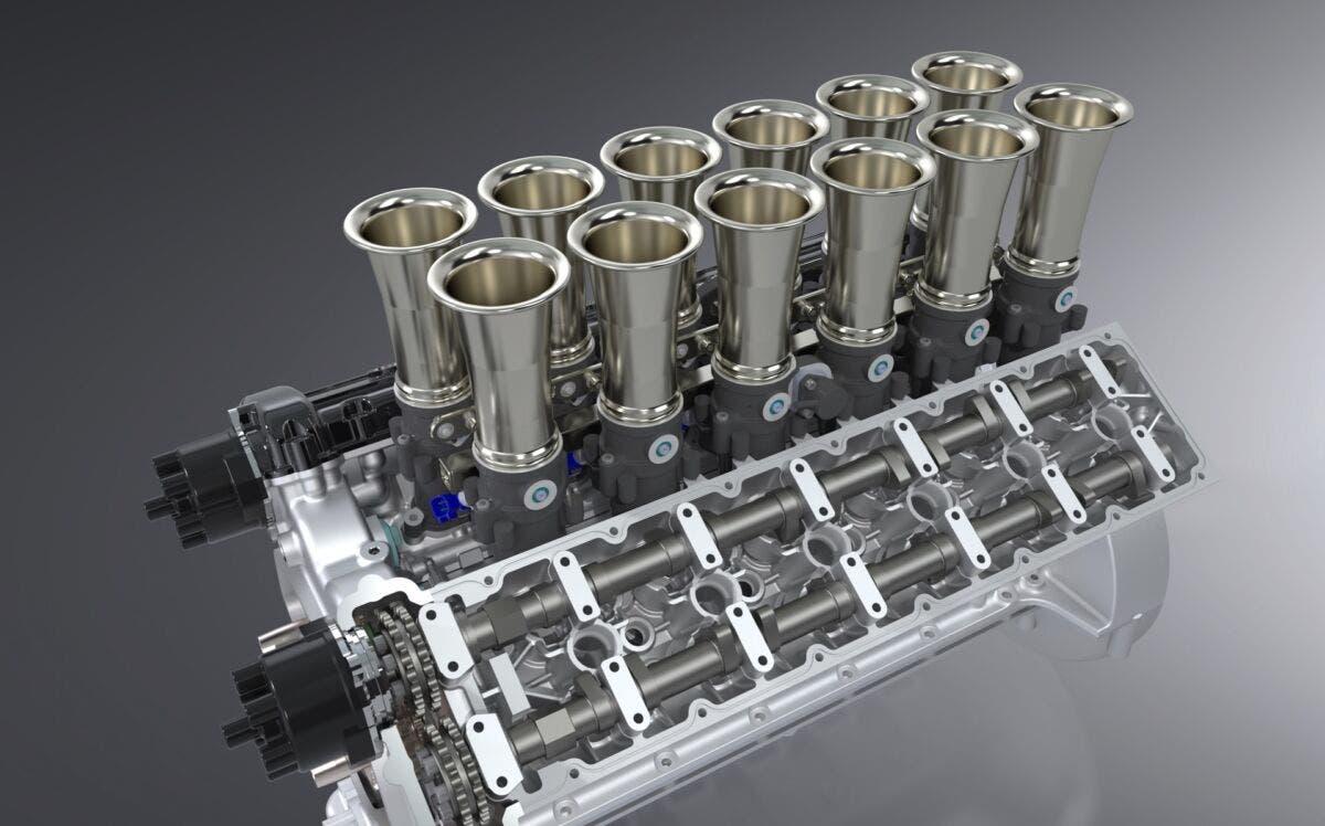 GTO Engineering Squalo V12