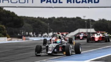 Italian F.4 Championship Powered by Abarth Paul Ricard