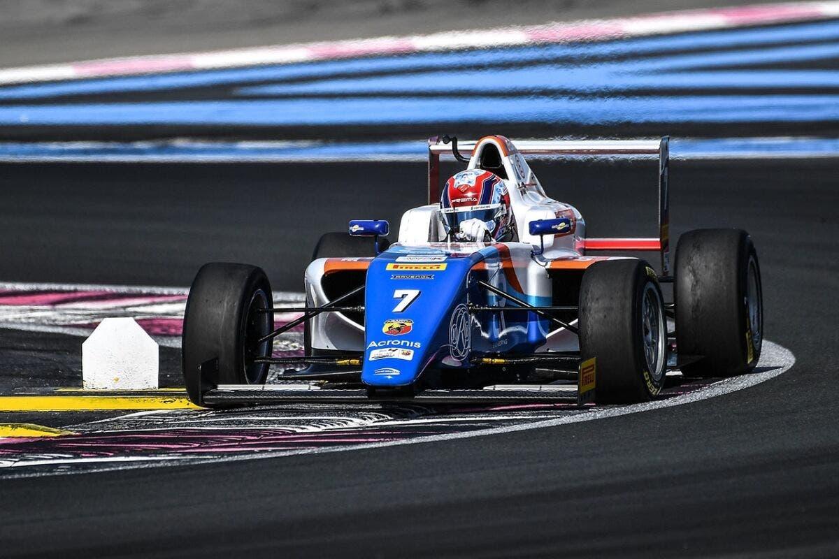 Italian F.4 Championship Powered by Abarth Paul Ricard