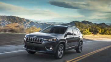 Jeep Cherokee 2021 richiamo