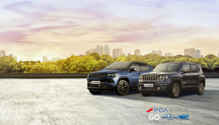 Jeep Compass 4xe Plug In Hybrid 1