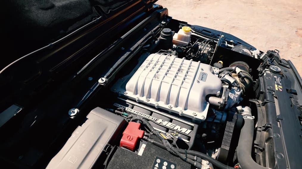 Jeep Gladiator Hellcat Tactical Off-Road