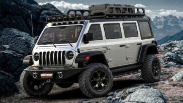 Jeep Minivan