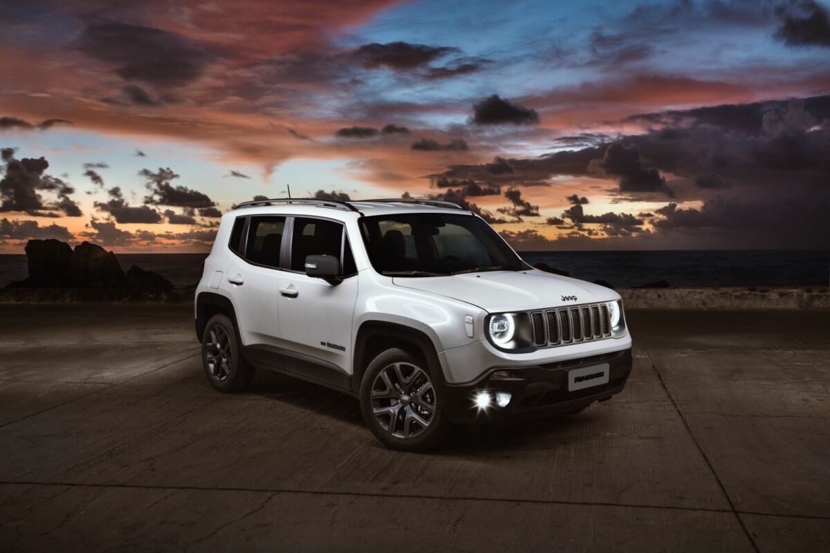 Jeep Renegade vendite Brasile 2021