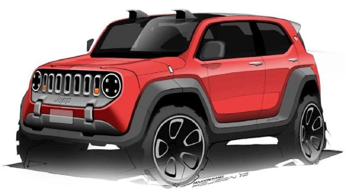 Jeep mini SUV