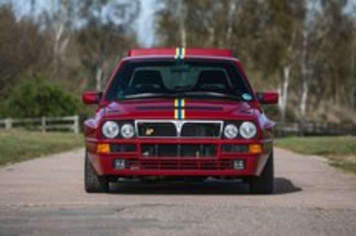 Lancia Delta HF Integrale Evo 2 Edizione Finale asta record