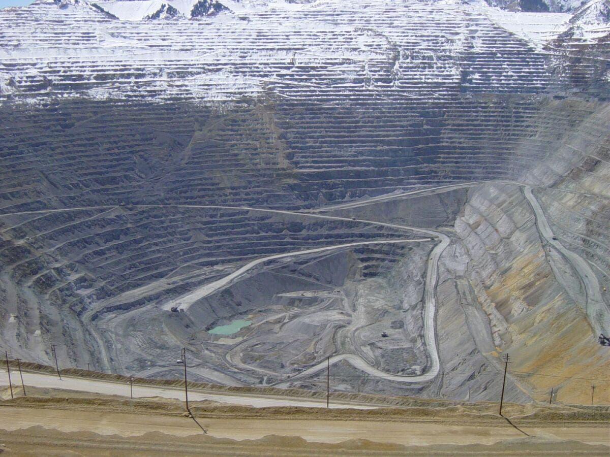 miniera litio