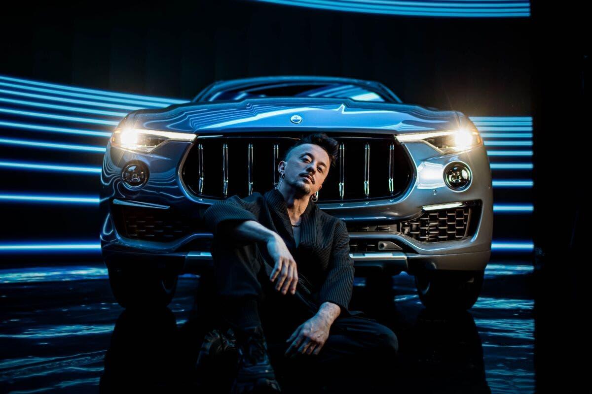 Maserati Dardust collaborazione suoni auto