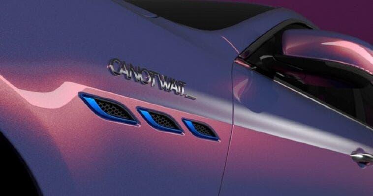 Maserati Ghibli by CANOTWAIT_