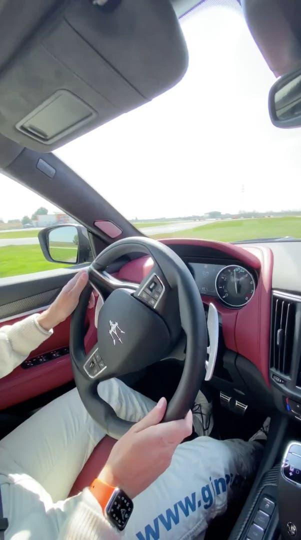 Maserati Levante Trofeo Alessandro Gino