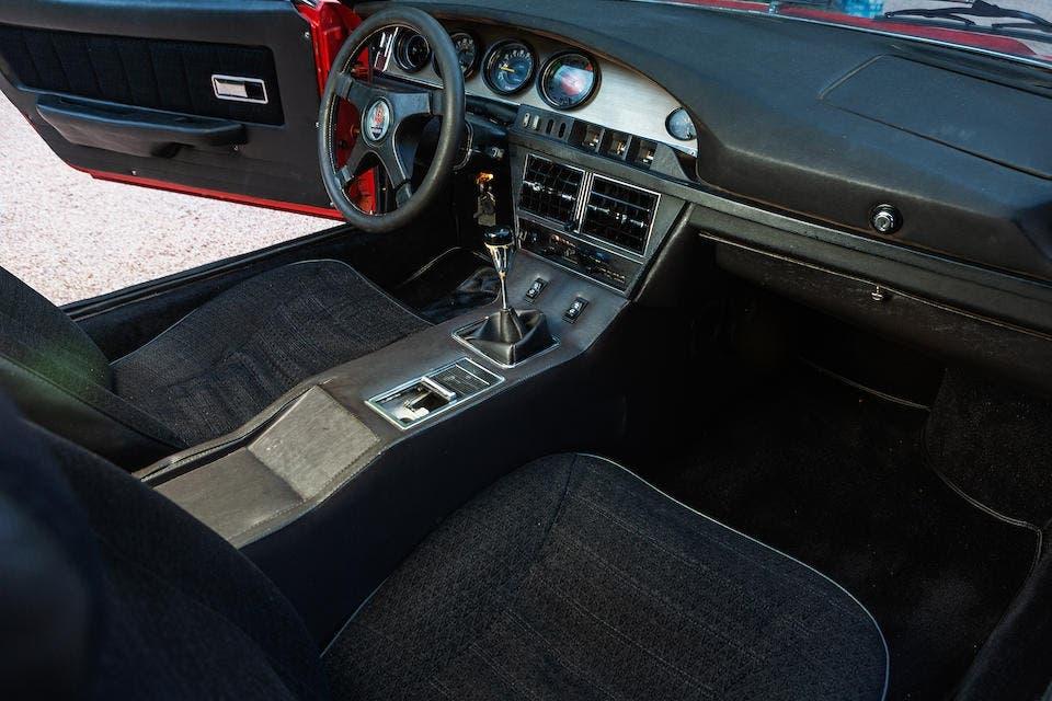 Maserati Merak 1973 asta