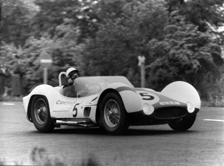 Maserati Tipo 61 1000 km del Nurburgring