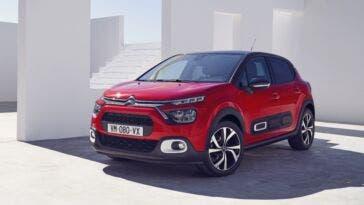 Nuova Citroën C3 esemplari prodotti