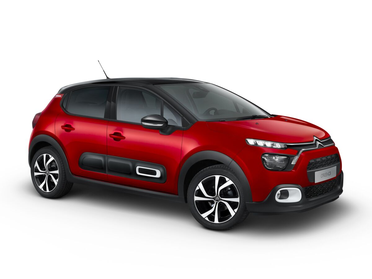 Nuova Citroën C3 offerta maggio