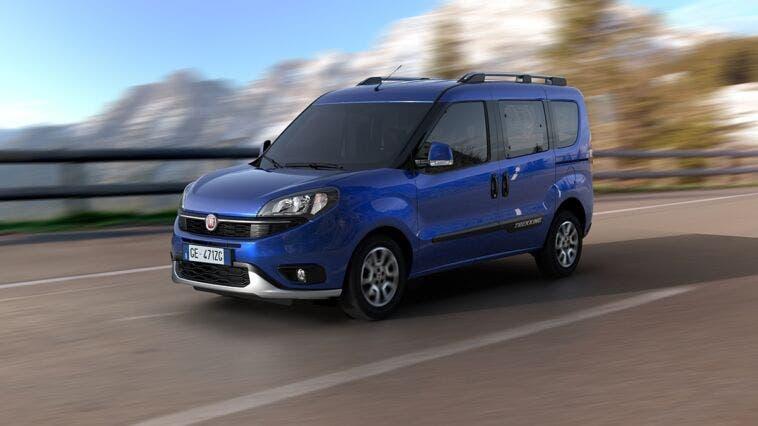 Nuovi Fiat Doblò e Fiorino ordini Italia