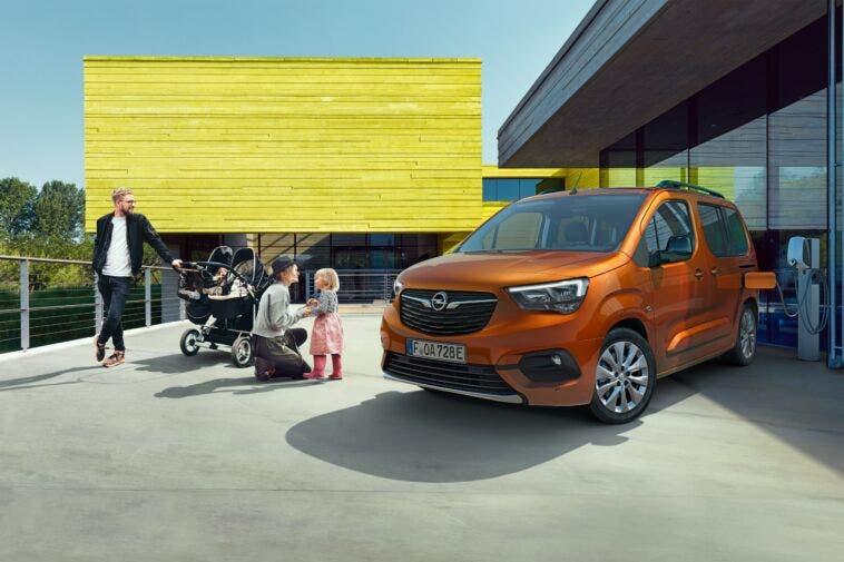 Nuovo Opel Combo-e Life