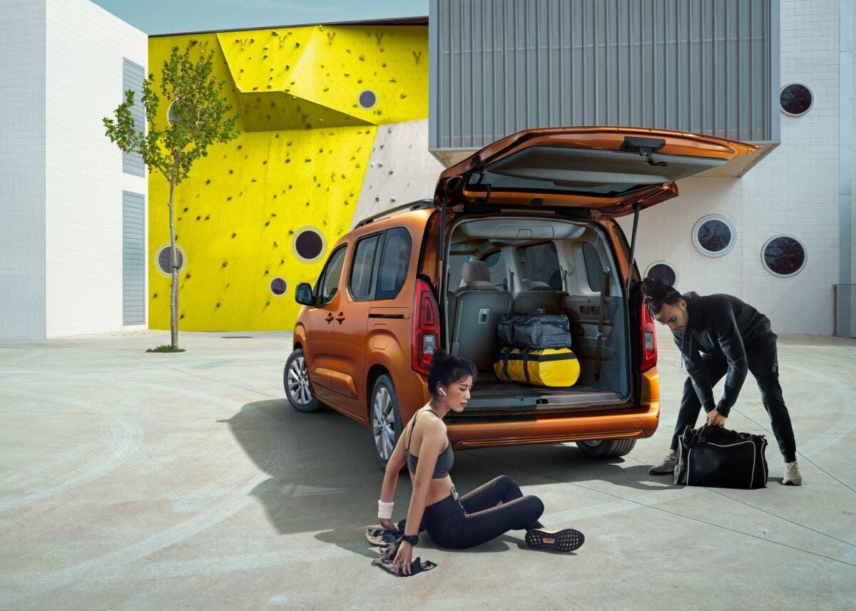 Opel Combo-e Life Italia