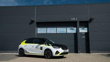 Opel Corsa-e Rally Design Kit