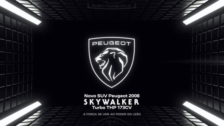 Peugeot 2008 Skywalker teaser