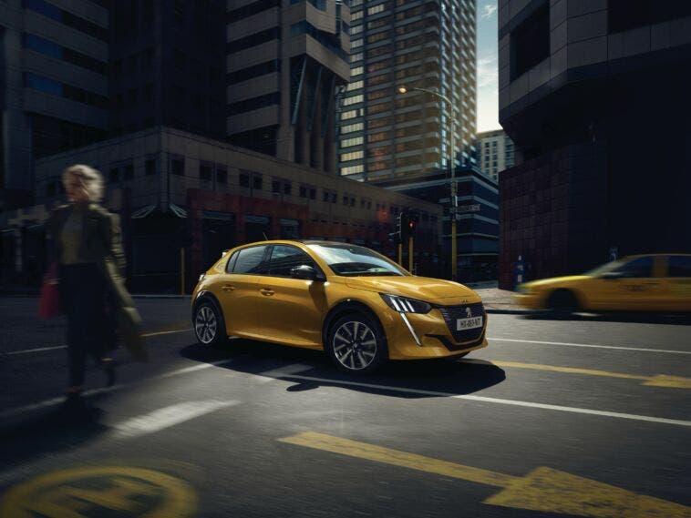 Peugeot leader Francia fine aprile
