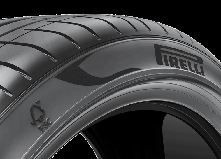 Pirelli P Zero certificazione FSC