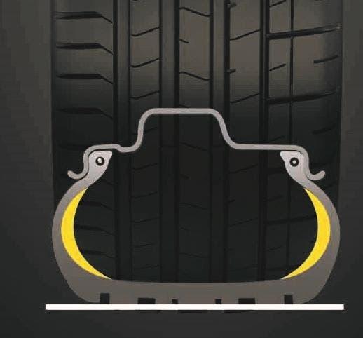 Pirelli Run Flat