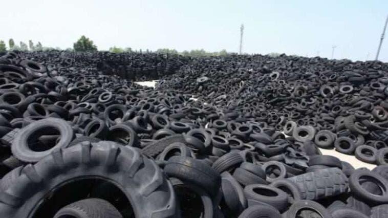 Pneumatici Fuori Uso Europa riciclaggio 2019