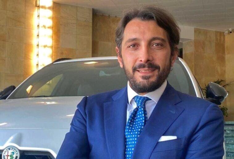 Raffaele Russo Alfa Romeo Lancia Italia