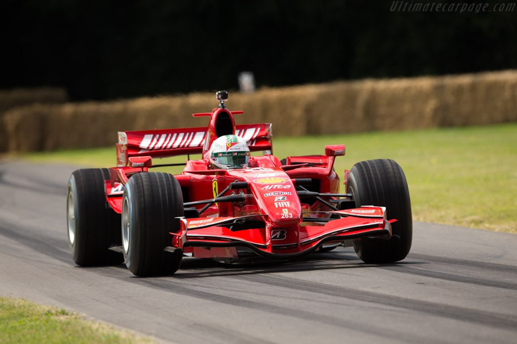 Scuderia Ferrari Goodwood Festival of Speed 2021