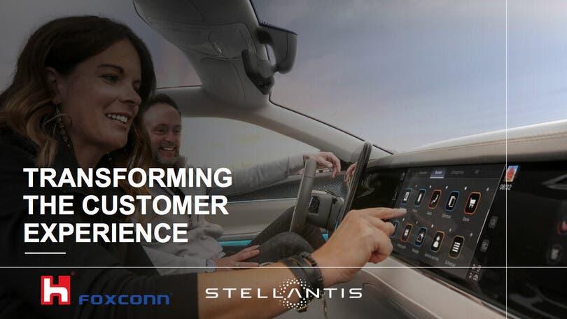 Stellantis Foxconn